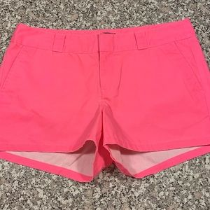 GAP hot pink shorts size 12 GUC